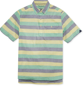 Rocawear Summer Striped Popover Shirt