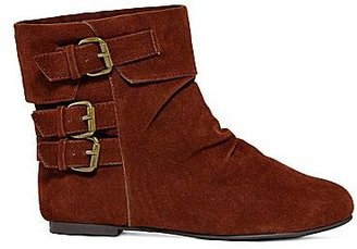 Diba London Megan Cuffed Ankle Booties