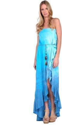 Woodleigh Ruffle Long Dress