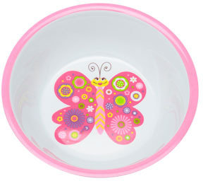 Vue Kids Cereal Bowl - Butterfly