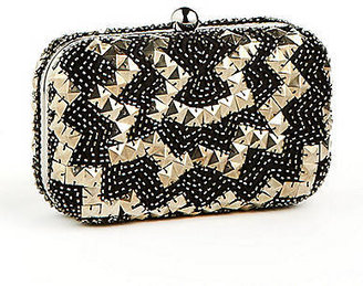 Juicy Couture Beaded Minaudiere Clutch