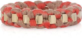 Missoni Woven chain bangle