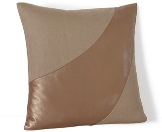 HUGO BOSS BOSS HOME for Galleria Leather Decorative Pillow, 20 x 20