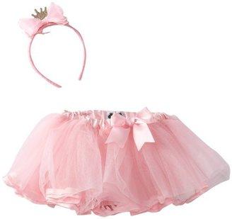 Mud Pie Baby-Girls Newborn Princess Tutu Set