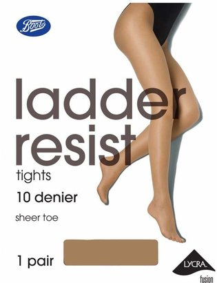 29ee97834 Boots Ladder Resist Tights - Nude
