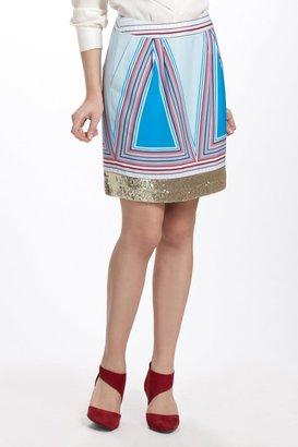 Anthropologie Light-Speed Skirt