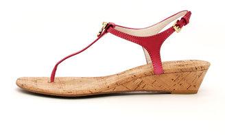 Michael Kors Hamilton Cork Thong Sandal