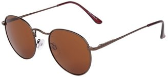 A. J. Morgan A.J. Morgan Thin Frame Round Sunglasses