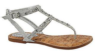 Gianni Bini Nellie T-Strap Sandals