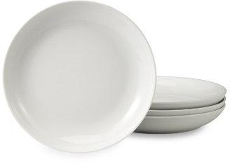 "B. Smith 8 1/2"" Round Porcelain Buffet Plates (Set of 4)"