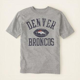 Children's Place Denver Broncos graphic tee