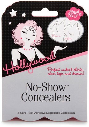 Hollywood Fashion Secrets No-show Nipple Concealers