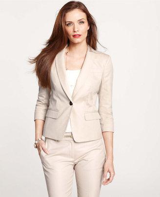 Kylie Minogue Cotton Stretch Oxford Kylie Jacket