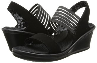 SKECHERS - Rumblers-Sci-Fi Women's Sandals $40 thestylecure.com