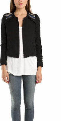 IRO Vicente Embroidered Jacket