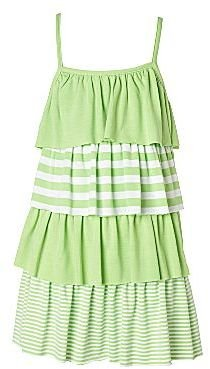 JCPenney Pinky Tiered Sundress - Girls 4-6x