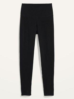 Old Navy High-Waisted Balance Twist-Hem 7/8-Length Leggings for Women