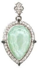 Armenta New World Pear Green Turquoise Enhancer