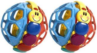 Baby Einstein Bendy Ball 2 pack