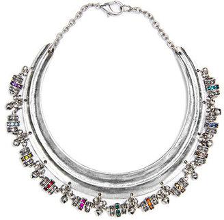 MANGO TOUCH - Torque necklace