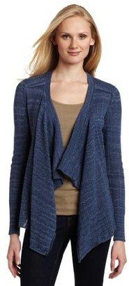 Calvin Klein Jeans Women's Open Stitch Flowy Cardigan