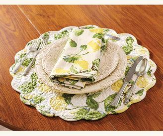 Napa Style Lemon Grove Linens