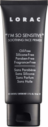 Lorac I'm So Sensitive Soothing Face Primer $33 thestylecure.com