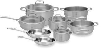 Zwilling J.A. Henckels Spirit 12-Piece Stainless Steel Cookware Set and Open Stock