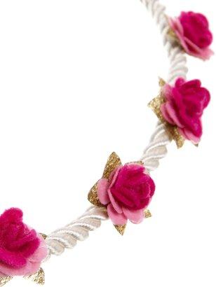 Johnny Loves Rosie Ditsy Flower Garland