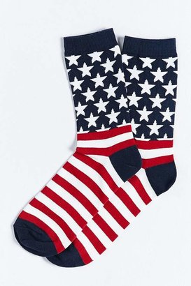 Urban Outfitters USA Sock