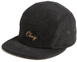 Obey 'Outdoor' Five Panel Cap