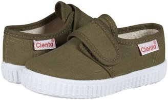 Cienta Velcro Sneaker (Inf/Tod) - Red-5US/21EU