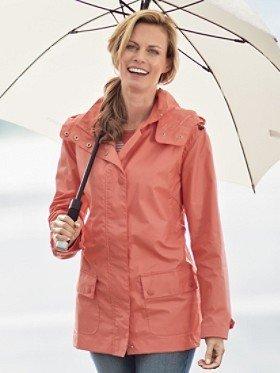Pendleton Coral Rain Coat