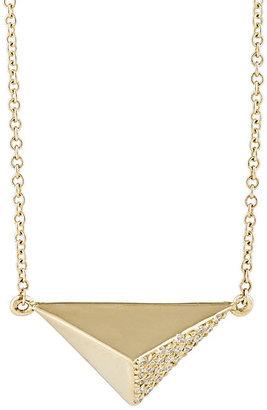 Ileana Makri Women's Pyramid Pendant Necklace
