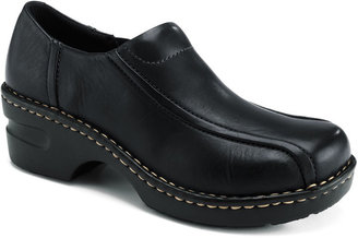 Eastland Tracie Womens Slip-On Leather Shoes