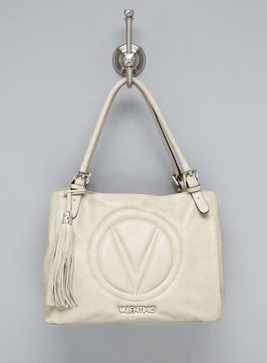 Valentino Bags Luisa Signature Leather Satchel
