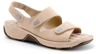 SoftWalk Adjustable Leather Sandals - Bolivia