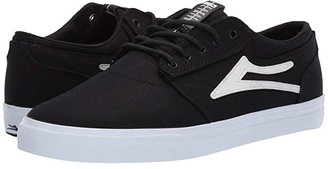 Lakai Griffin (Black Textile 4) Men's Skate Shoes