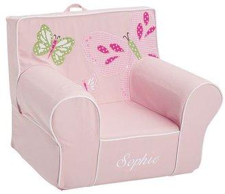 Pottery Barn Kids Butterfly Applique Anywhere Chair
