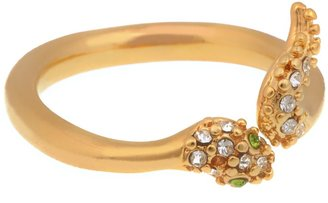 Kara Ross Snake Ring