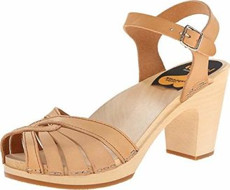 Swedish Hasbeens Women's Fredrica Heeled Sandal