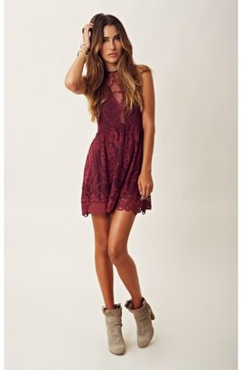 Lulu for love & lemons LACE DRESS