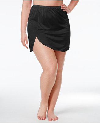 "Vanity Fair Plus Sizes ""Daywear Solutions"" 360 Half Slip 11860 $17 thestylecure.com"