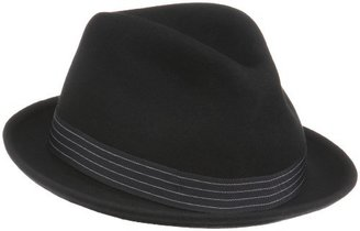 Scala Men's Wool Felt Stingy Hat