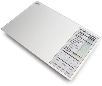 Sur La Table Perfect Portions Food Scale with Nutrition Facts
