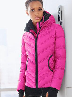 Victoria's Secret Sport The 2-in-1 Puffer Jacket