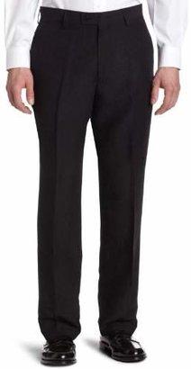 Louis Raphael Men's Modern-Fit Linen-Blend Flat-Front Dress Pant