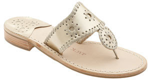 Jack Rogers Thong Sandal