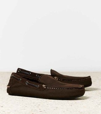 American Eagle AEO Canvas Loafer