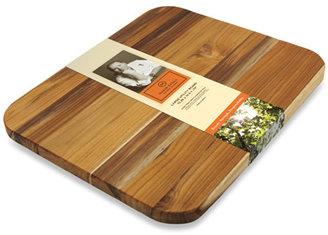 Mario Batali Mario Batali™ Plantation Teak Cutting Board - 12 1/4-inch x 14 1/2-inch x 3/4-inch